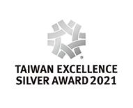 Taiwan Excellence Silver Award 2021